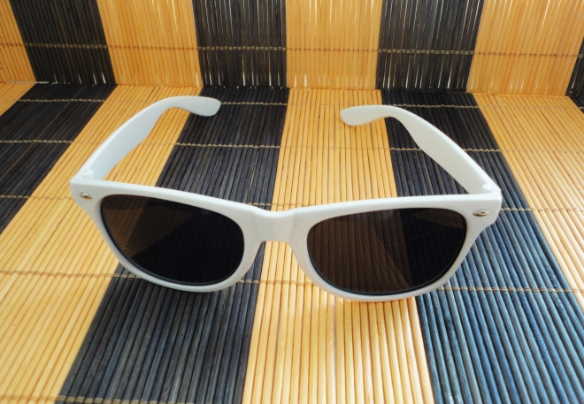 white ebay sunglesses review