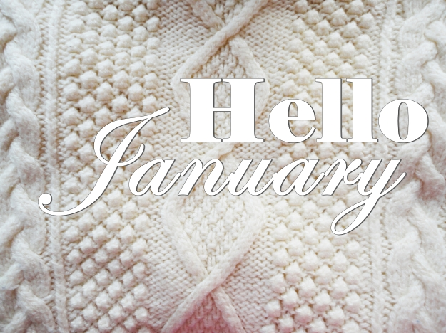 inspiration for january