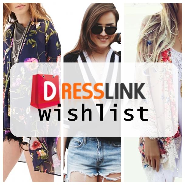 dresslink wishlist