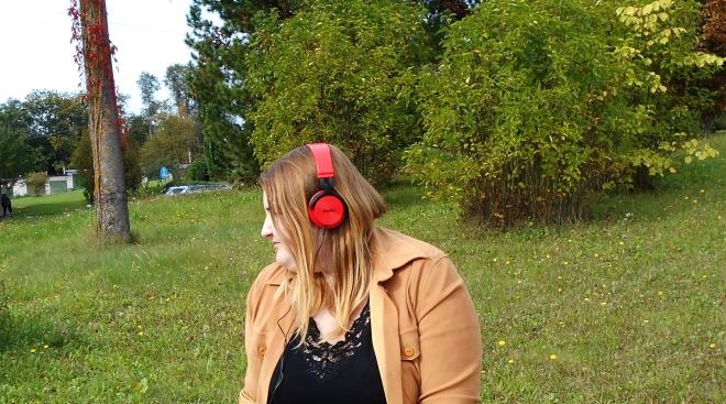 statement headphones
