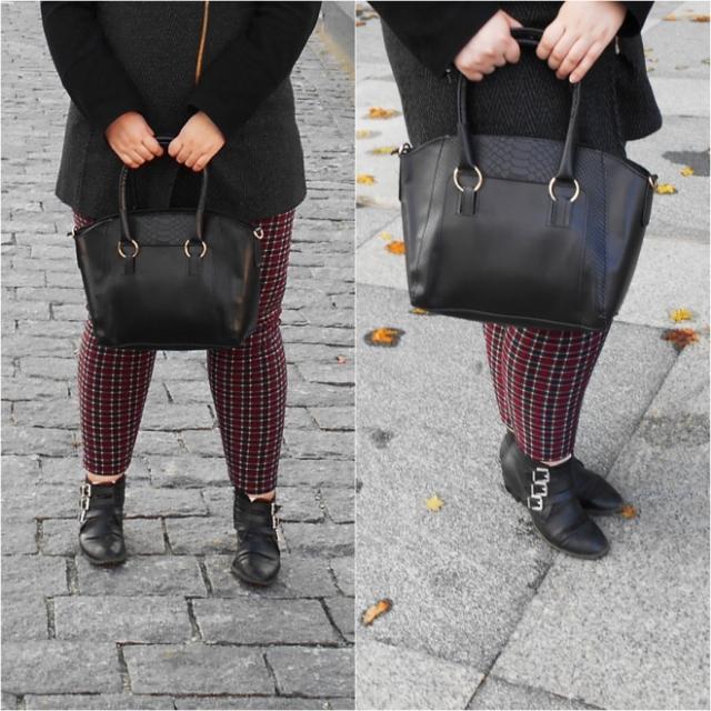 dresslink handbag review