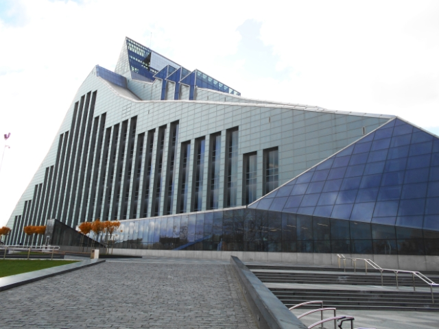 Latvian National Library