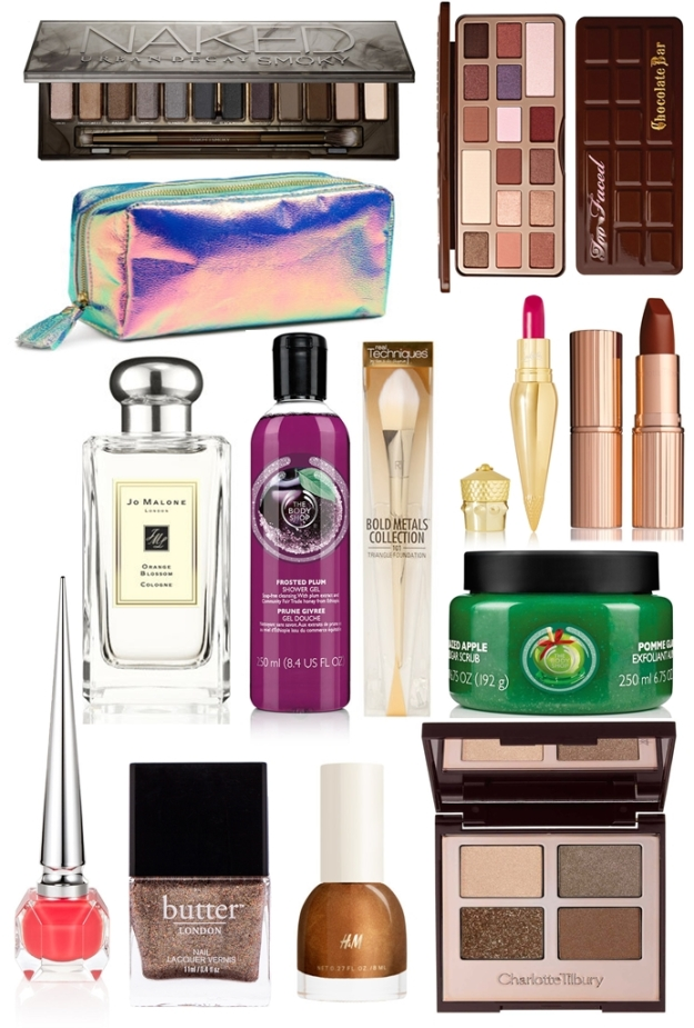 Christmas gift guide for beauty junkies