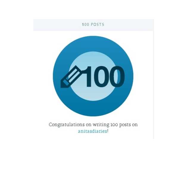 100th blog post