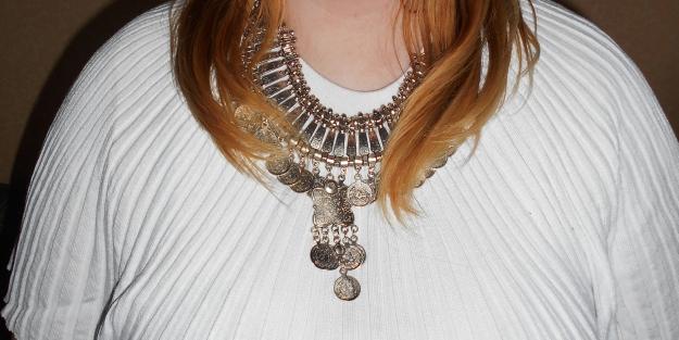 mirina collection gypsie statement necklace