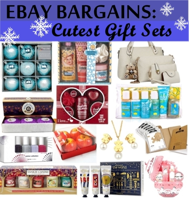 christmas gifts sets from ebay