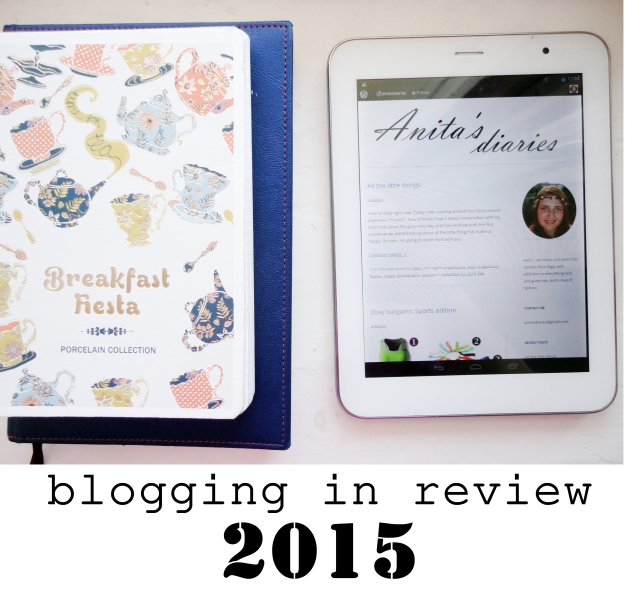 blogging in review 2015
