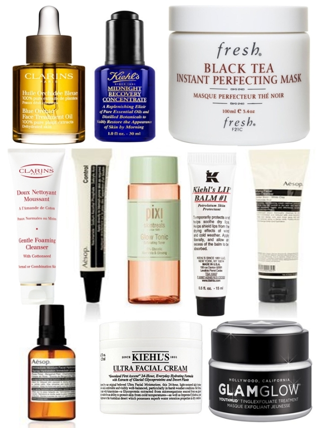 top skincare products | anitasdiaries